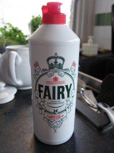 Retro fairy