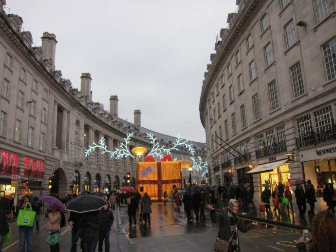 and Regent Street
