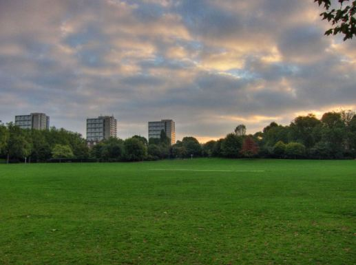 12 Paddington Recreation Ground 0755