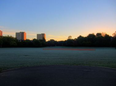 21 Paddington Recreation Ground 0750