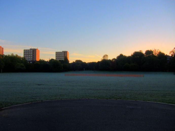21 Paddington Recreation Ground 0750