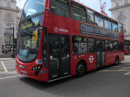 Bus spotting