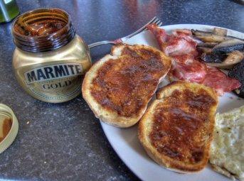 Marmite gold