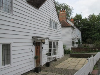 Cheam - 17th century houses