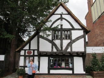 The Old Cottage c 1500