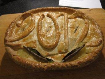 Mmmmm, pie!
