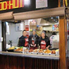 Kim's Vietnamese Food Hut in Camden Market - officially the best food in Camden