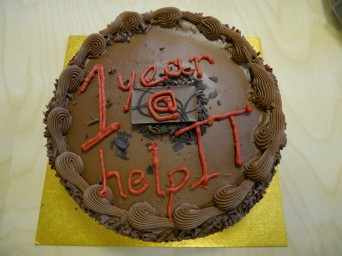 helpIT Anniversary