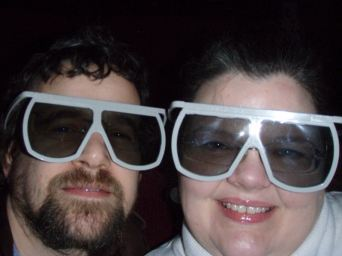 22 Avatar again again @ BFI IMAX! Should have gone to Specsavers!
