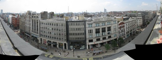 View of Oxford Street
