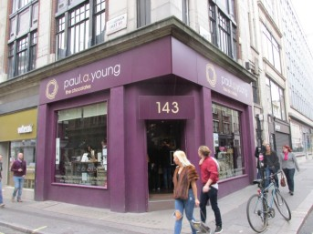 Paul A Young, Wardour Street