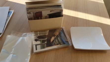 Photos from Mum's flat via Janis
